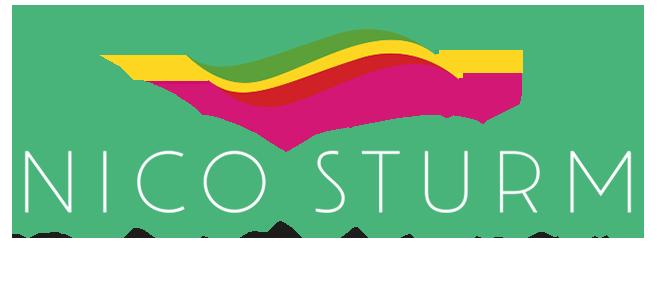 Nico Sturm · Wand- und Bodengestaltung
